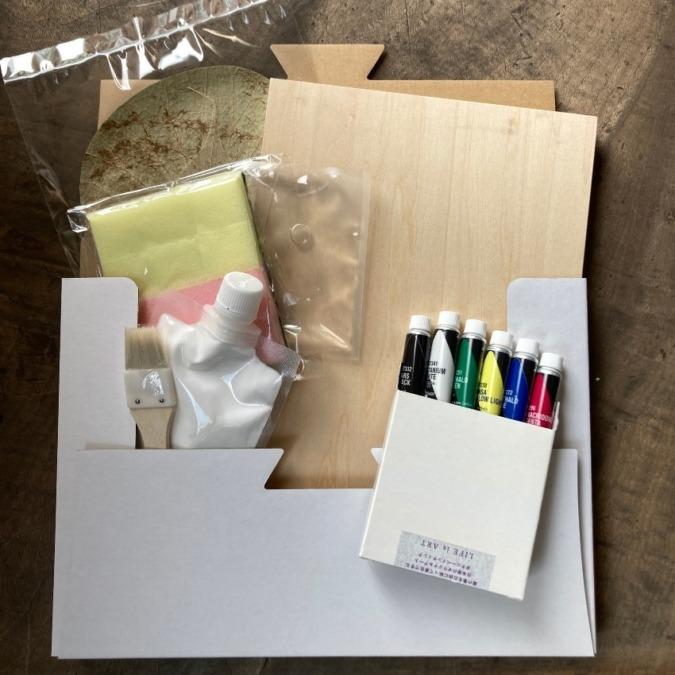 A4木製パネルセットの新商品紹介